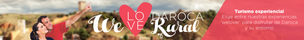 We Love Daroca rural
